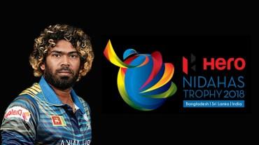 Nidahas Trophy 2018 Will Miss Malinga