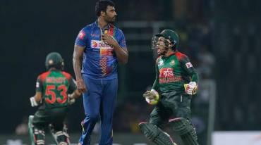 Mushfiqur heroics steer Bangladesh to record run chase
