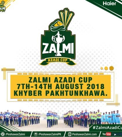 Zalmi Azadi Cup
