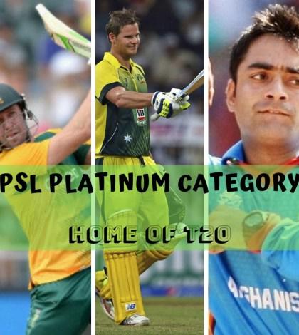 Platinum of PSL