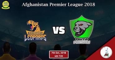 QUIZ and Prediction   Nangarhar Leopards vs Paktia Panthers
