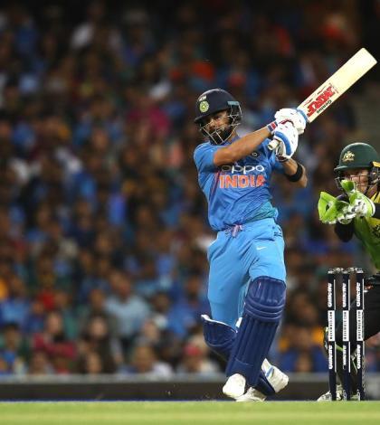 India Leveled the series