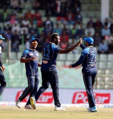 Dhaka Dynamites comeback with a comprehensive win