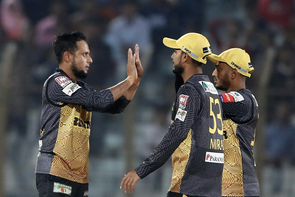 Rajshahi Kings still in the hunt of the playoffs