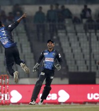 Rangpur Riders bowlers made a one-sided game
