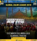Global Zalmi League III will be played in Pakistan