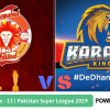 Preview: Pakistan Super League 2019, Match 13, Islamabad United vs Karachi Kings