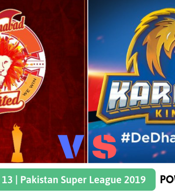Pakistan Super League 2019 Match 13 Islamabad United vs Karachi Kings