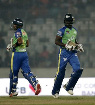 Sylhet Sixers signed off with a victory