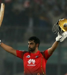 Tamim Iqbal's ton earned Comilla Victorians BPL 2019 Title