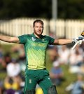 Du Plessis rested, Miller appointed stand-in captain