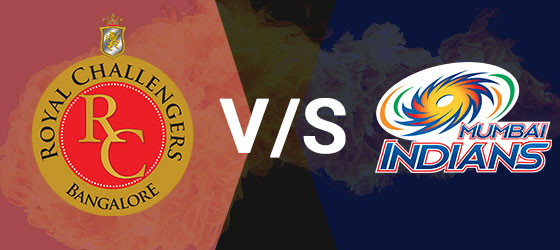 IPL 2019 Game 7 Royal Challengers Bangalore vs Mumbai Indians