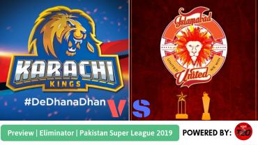 Preview: Pakistan Super League 2019, Eliminator, Islamabad United vs Karachi Kings