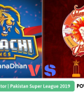 Pakistan Super League 2019 Eliminator Islamabad United vs Karachi Kings