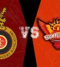 IPL 2019 Game 11 Sunrisers Hyderabad vs Royal Challengers Bangalore