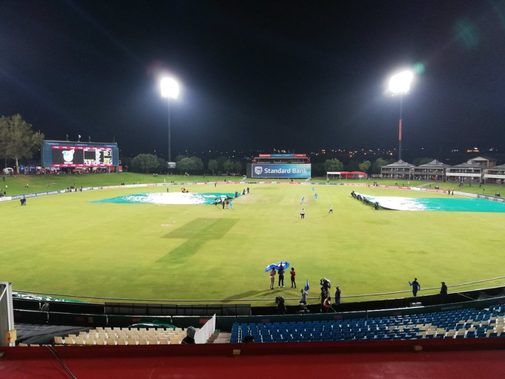 Warriors stun Titans in a rain-affected T20 Challenge opener at Centurion