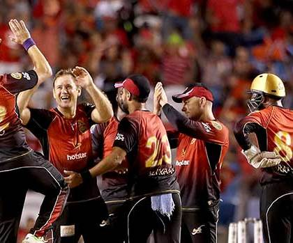 Trinbago Knight Riders Squad for CPL 2019