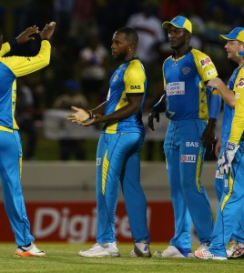 St Lucia Stars Squad for CPL 2019