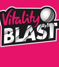 Vitality T20 Blast 2019 Schedule & Results
