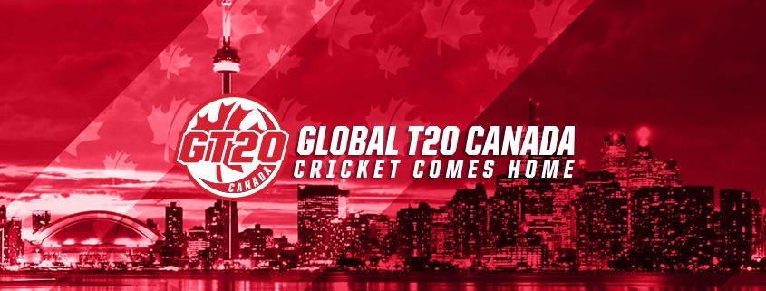 Global T20 Canada 2019 Schedule & Results