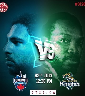 Match Preview Toronto Nationals vs Vancouver Knights