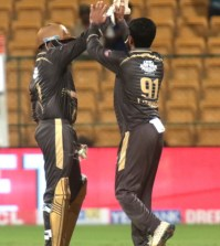 Lions brave rain, Blasters to notch the third consecutive win