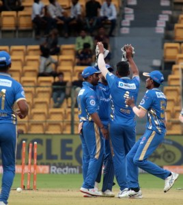 Blasters edge out Tuskers to notch first win in KPL 2019