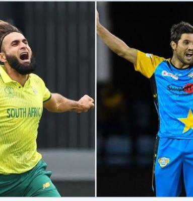Imran Tahir and Qais Ahmad to join Guyana Amazon Warriors