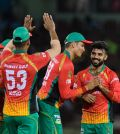 Green, Paul and Shadab propel Warriors to a victory