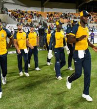 Zouks secure first 2019 Hero CPL win in fine style