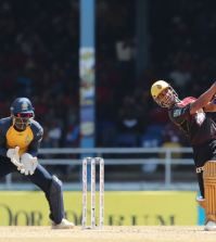 Simmons and Ramdin star as TKR make it three wins from three