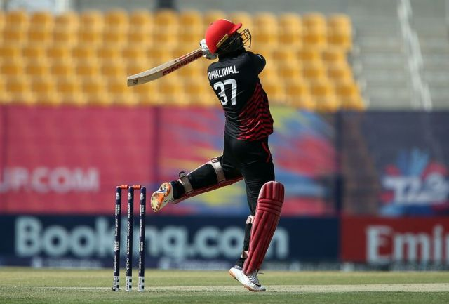 Canada maintained their unbeaten record in the ICC Men's T20 World Cup Qualifier