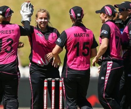 Another leap forward for women's cricket