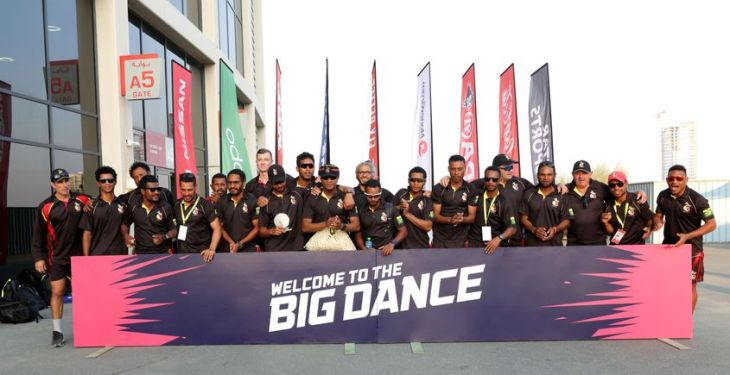 PNG and Ireland booked tickets for Australia