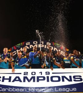 Tridents beat the unbeatable Warriors to take the Hero CPL 2019 title