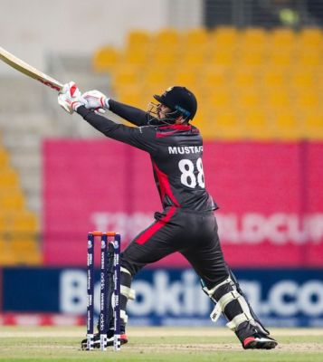 Scotland bounce back as UAE beat Ireland in T20 World Cup Qualifier