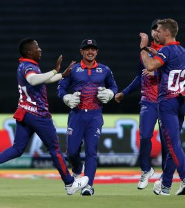 Blitz two in two against stars in MSL 2019