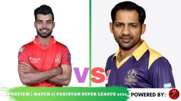 Preview: Pakistan Super League 2020, Match 9, Islamabad United vs Quetta Gladiators