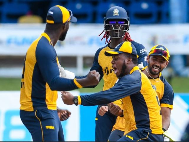 Zouks creates history as they defended the lowest ever total in CPL
