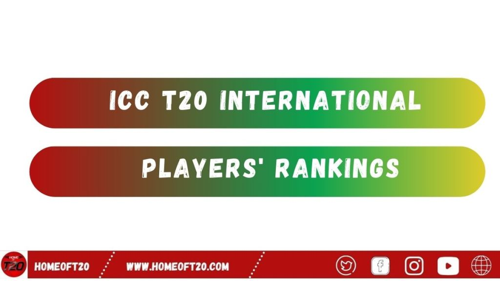 T20 Batsmen Rankings