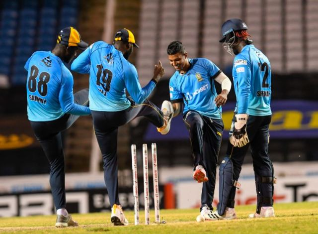 Zouks outclassed Warriors to book their place in the final of CPL 2020