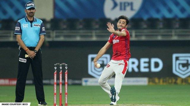 Ravi Bishnoi in IPL 2020