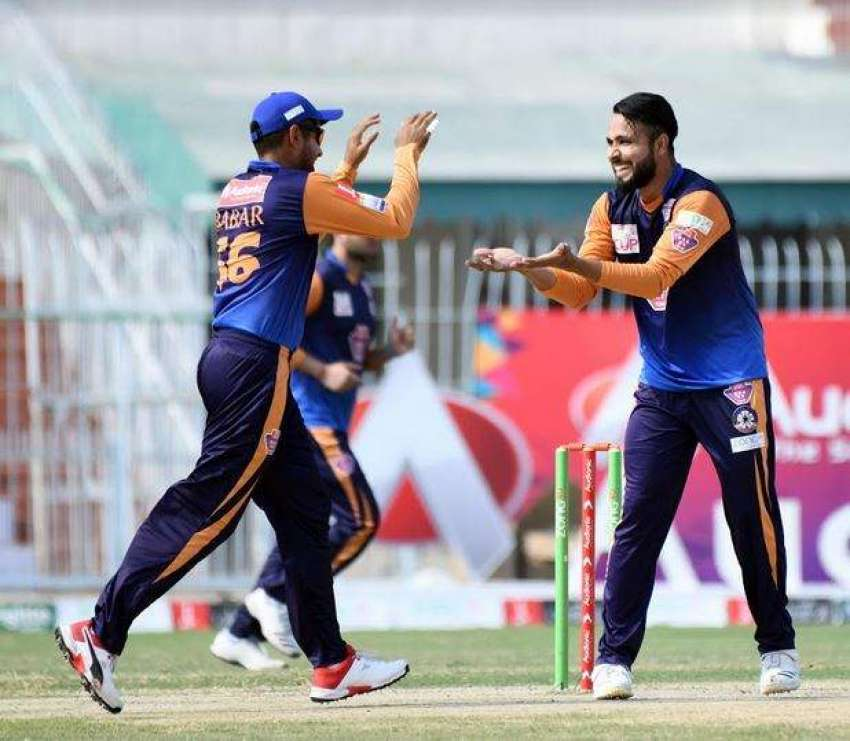 Faheem Ashraf ruled out of National T20 Cup