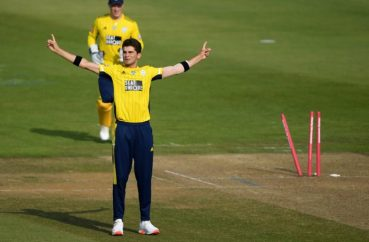 Watch: Shaheen Shah Afridi claim Six wickets for Hampshire in T20 Blast