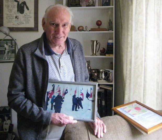 John R Reid dies at 92