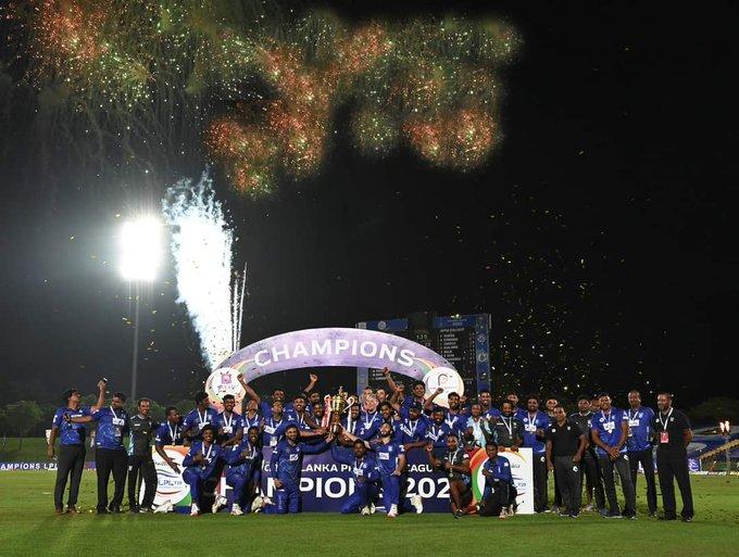 Jaffna Stallions conquered the first LPL 2020 Fort