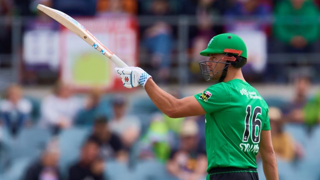 Stoinis blazing innings and bowlers earn Stars second win