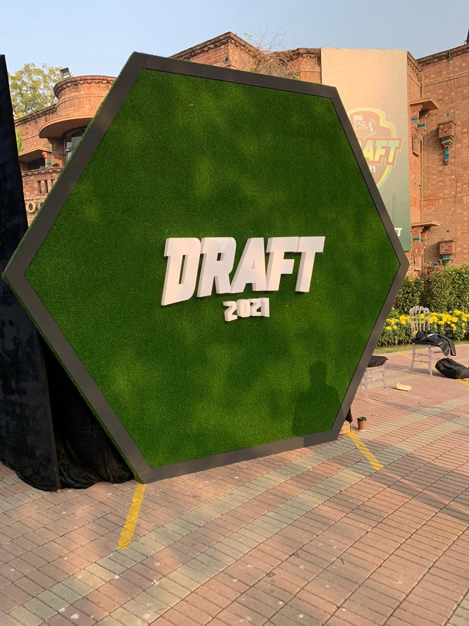 Pakistan Super League 2021 Draft