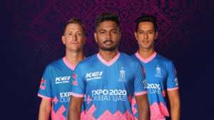 Rajasthan Royals revealed their IPL 2021 Jersey