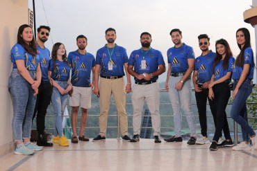 Promoting peace and talent, Mirpur Royals owner says